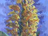 Flower (Hedychium). 2005.