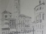 Venecija (eskizas). 2011-3.